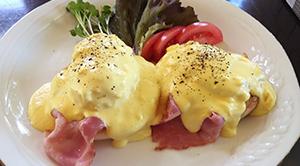 お食事 朝食の一例