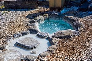 炭酸泉(サイダー風味の温泉)